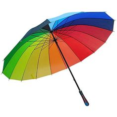 Full-size travel umbrella. Color - the color of this rainbow umbrella is multi-color. There are 16 colors in this umbrella. This rainbow umbrella can be used anyone. This umbrella looks better than what you see in the picture  Gift - can be gifted to your near and dear and specially on upcoming any event for your beloved sister  This rainbow umbrella made of things like cloth, steel and plastic are very good I can challenge with you an umbrella when you see your eyes, then you will never… Hello Kitty Cartoon, Black Umbrella, Travel Umbrella, Picture Gifts, Online Shopping Mall, Jute Bags, Kids Bags, Chennai, Designing Women