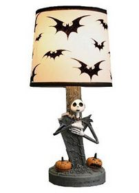 Goth Shopaholic: New Nightmare Before Christmas Lamp for 2012