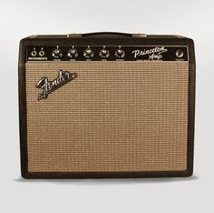Fender  Princeton Tube Guitar Amplifier (1965)