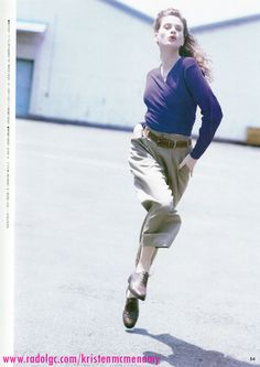 Marie Claire Japan August 1988