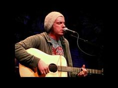 """Josh Garrels performs live at """"The Packinghouse"""" in Redlands, CA, April 2010. Video by Kevin Bibo."""