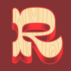 Mas madera #R by @sr.wardak