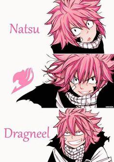 Natsu Dragneel ♥ Fairy Tail Meme, Fairy Tail Quotes, Fairy Tail Natsu And Lucy, Fairy Tail Nalu, Fairy Tail Ships, Fairy Tale Anime, Fairy Tales, Fairy Tail Couples, Fairy Girls