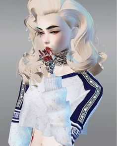 #imvu#imvuavi#avatar#outfit#outfits#aesthetic#profile#character#own#people#doll#dolls#3d#clothing#black#white#eyeroll#eyebrows#eyelashes#candy#goth#gothic#boots#skirt#blacknails#blackhair#pose#model#pink#cute