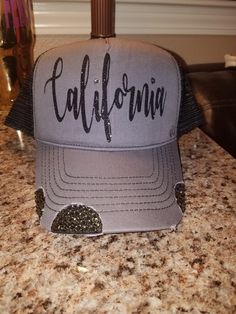 4b038fd0aef California.  catscreations  customdesigns  customhats  customdesigns