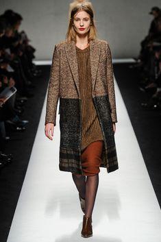 #MaxMara #FW2014_15 #trends #tartan #sweater #Catwalk #MFW #Milan