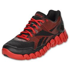 """The Reebok Zig is an """"energy drink for your feet."""" The Zig is designed to minimize the work performed by your leg muscles, so you can run easier, longer and farther. The Reebok Zig Running Shoe features an engineered lightweight foam as the outsole, allowing it to absorb the impact of heel strikes, while spreading it along the zigs and zags. The lightweight upper provides ultimate durability."""