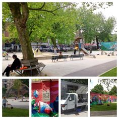 Best playground in Amsterdam city centre