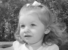 2 year old photo shoot - black and white