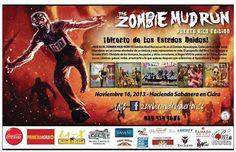 Zombie Mud Run 2013 @ Hacienda Sabanera, Cidra #sondeaquipr #zombiemudrun #haciendasabanera #cidra