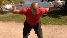 Dålig hållning är något många lider av. För att få en bättre hållning krävs en stark rygg och mage. Här är tre fantastiska övningar som du kan göra hemma.