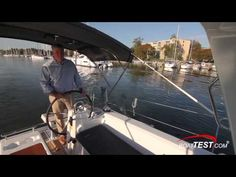 Beneteau Oceanis 35 Test 2015- By BoatTest.com