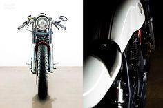 #Lossa Engineering's #YAMAHA #SR500 #Motorcycle Cafe Racer