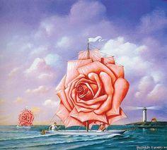 Surrealism by Rafal Olbinski