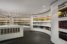Retail Design | Wine Store | BWS | Liquor Store | Diageo Concept Store / Fourfoursixsix.....