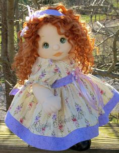 Sewing Clothes, Doll Clothes, Childrens Dolls, My Child Doll, Cabbage Patch, Soft Sculpture, Doll Face, My Children, Girl Outfits