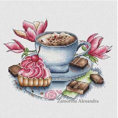 Cappuccino by sa-pattern.com, PDF chart