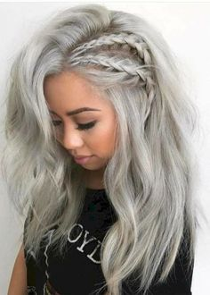 Cool Hair Color Ideas to Try in 2018 28