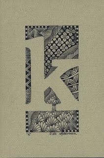Project ART-A-DAY: Lesson: Monogrammed Sketchbook Cover