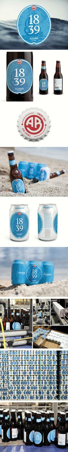 Beer Labels for Arendals Bryggeri