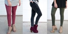 The only thing better than moto jeggings are moto jeggings with POCKETS! Only $26.99 and going fast!