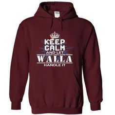 A1152 WALLA T Shirts, Hoodies. Check price ==► https://www.sunfrog.com/Names/A1152-WALLA--Special-for-Christmas--NARI-mugie-Maroon-Hoodie.html?41382