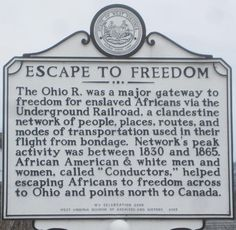 This is the second of two historical markers erected by the West Virginia Division of Archives and History to commemorate the Underground R. Virginia Hill, West Virginia History, Texas History, Virginia Studies, Condoleezza Rice, Underground Railroad, Black History Facts, African American History, Markers