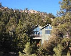Secluded+Rocky+Mountain+Home+-+Privacy,+Wildlife,+2.6+Acre+Gorgeous+4-Bed+Home+++Vacation Rental in Estes Park from @homeaway! #vacation #rental #travel #homeaway