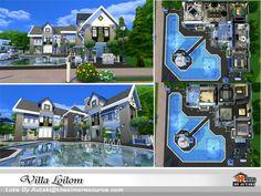 Villa Loilom by autaki at TSR image 2918 Sims 4 Updates