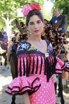 Virginia Troconis, Flamingo Party, Gypsy, Floral Tops, Boho, My Style, Crochet, People, Seville