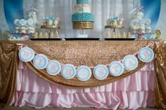 The birthday girl chose a theme that would make any little girl's dream come true, Cinderella! Check out these magical Cinderella Birthday Party Ideas. Girl Birthday, Birthday Cake, Birthday Parties, Cinderella Birthday, I Party, Party Ideas, Wedding Order, Hallows Eve, Favor Tags