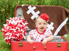 Kylee-I want to use Baby Jumer for this! Ohio State Baby Apparel