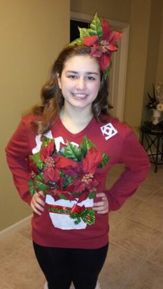 Naughty and inappropriate ugly Christmas sweaters aren't for everyone. Ugly Sweater Day, Ugly Sweater Contest, Diy Ugly Christmas Sweater, Tacky Christmas, Christmas Things To Do, Elf Clothes, Desi, Elf Outfit, Parties