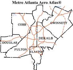 Driving Directions From Oklahoma City To Atlanta Ga