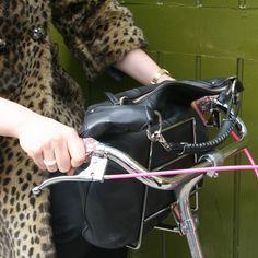 Handbag Hugger - 10% off | Cyclechic