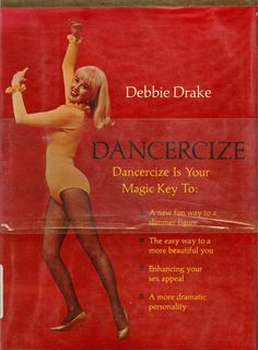 Dancercize is probably the BEST form of exercise to tone the body, as you use so 'many' different areas, and it's a LOT of fun....