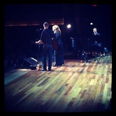 with Bryan Adams, Ryman Auditorium, Nashville #instagram