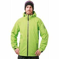 Funstorm SEEUM apple green Rain Jacket, Windbreaker, Apple, Green, Jackets, Fashion, Apple Fruit, Down Jackets, Moda