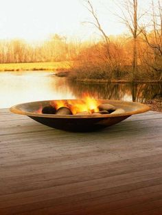 10 Modern Outdoor Fireplace Designs And Pictures