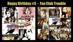 Trouble: World's Largest Amy Jade Winehouse Fan Club