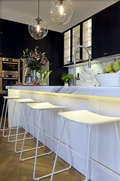 The Block Glasshouse 2014 Kitchen Reveals Darren And Deanne | POPSUGAR Celebrity Australia