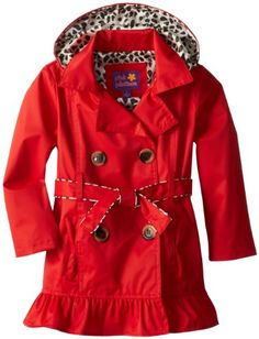 Pink Platinum Girls 2-6X Double Leopard Trench Rain Jacket, Red, 4 Pink Platinum,http://www.amazon.com/dp/B00FR95CN4/ref=cm_sw_r_pi_dp_q-Mstb0999TXQP0V