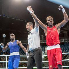 Wilfried Seyi s?est qualifié pour le prochain tour du tournoi olympique de boxe dans la catégorie des -75kg. Le porte-drapeau camerounais s?est…