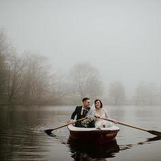 First wedding of 2018 with Rob & Grace. Rain, what rain? Boating we will go. 🚣♂️ Wonderful misty shot by @kerrywoodsphoto .#lake #boat #love #bride #groom #brideandgroom ......#weddingvenue #barnwedding #browsholme #lancashire #wearelancashire #familyhome #sustainable #historic #heritage #rural #tourism #historichouse #lancashire #history #ribblevalley #forestofbowland #bride #weddingphotography #countryside #countrywedding #browsholmehall #rustic #rusticwedding #wedding