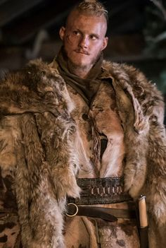 Bjorn, Vikings (Season 4 - 1st part) published by Blixtnatt
