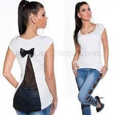 Resultado de imagen para camisetas de mujer