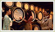 Suntory Whiskey distillery サントリー山崎蒸溜所 工場見学(セミナー/ガイドツアー)
