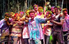 Holi Festival, Mauritius - 2015