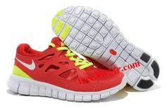 Nike Free Run 2 University Red White Volt Womens Shoes,Nike Free Run OnSale! Nike Free Run 2, Free Running Shoes, Nike Free Shoes, Nike Store, Cheap Nike Shoes Online, Nikes Online, Nike Air Max, Camille Callen, Sneaker Women