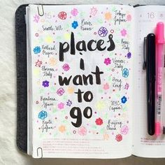 Day 15 of the #listersgottalist challenge: places I want to go